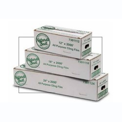 Anchor Packaging, Nature's Best®, 7301124, Cling Film, 24 in, 2000 ft, Cling Property