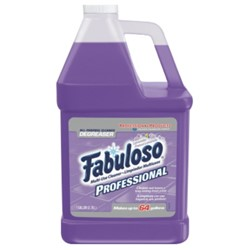 Southeast Central Warehouse, Fabuloso®, US05253A, All Purpose Cleaner, 1 gal Bottle, Liquid, Lavender