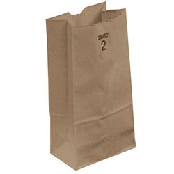 Duro Hilex Poly, Novolex™, 18402, Foodservice Bag, Self Opening, Paper, Kraft