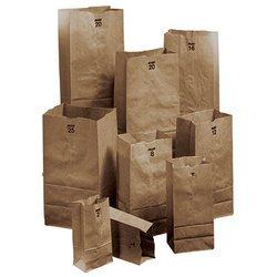 Duro Hilex Poly, Novolex™, 18416, Foodservice Bag, Self Opening, Paper, Kraft