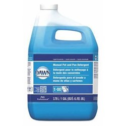 Southeast Central Warehouse, Dawn®, 57445, Manual Pot and Pan Detergent, 1 gal Bottle, Liquid, Scented