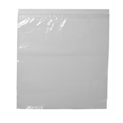 Pactiv, RS1011, Freezer Bag, PE, Clear, 11 x 10.562 in