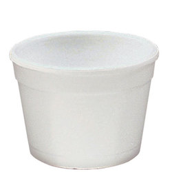Wincup, 213619, Food Container, 24 oz Capacity, Foam, White