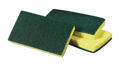 ACS Industries, 74-612, Sponges, Medium-Duty, Cellulose, 6 x 3-3/8 x 3/4 in