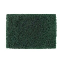 ACS Industries, SO96, Grill Pad, 6 x 9 in, Green, Medium Abrasive