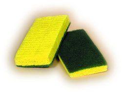 ACS Industries, SC200, Sponges, Medium-Duty, Cellulose, 6 x 3-3/8 x 3/4 in