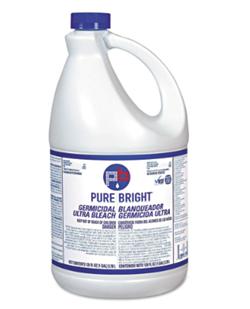 Pure Bright Bleach, 128 Oz