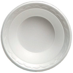 Genpak, Celebrity®, 82100, Food Serving Bowl, Foam, Polystyrene, White