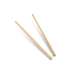 Goldmax Industries, Classic, 35110871, Coffee Stirrer, Wood, 7.5 in, Round End