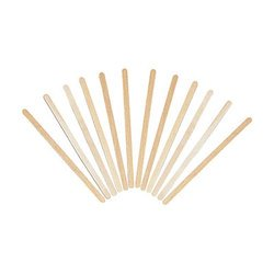 Goldmax Industries, 35110885, Coffee Stirrer, Wood, 5.5 in, Round