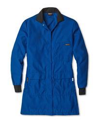 Workrite FR-CP Lab Coat Nomex III A - Women's
