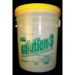 5 Gal pH 11.5 Yellowish Liquid Solution 3