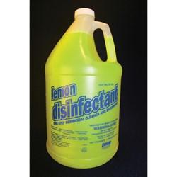 Chemcor Chemical, 91101, Disinfectant Neutral Cleaner, 1 gal, Bottle, Liquid, Lemon