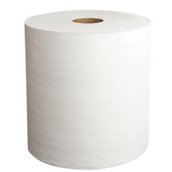 Sofidel, Papernet® 410127, Paper Towel, White, 7.5 x 7.5 in, 1-Ply