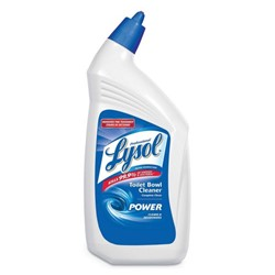 Reckitt Benckiser, Lysol®, 74278, Toilet Bowl Cleaner, 32 oz Bottle, Liquid, Wintergreen
