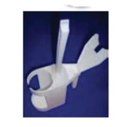 Zephyr Manufacturing, 18113, Bowl Mop, Acrilan Yarn, Plastic Handle, Acid Resistant