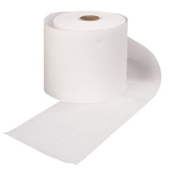 Right Choice White Hardwound Roll Towel 800'