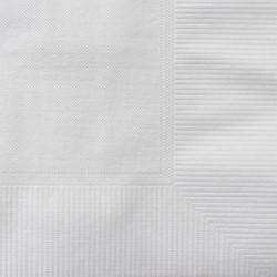 Lollicup, Karat®, B7020238, Dinner Napkin, White, 3 Ply, 2000 Case