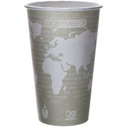 Eco-Products, World Art™, C6670029, Hot Cup, 16 oz, Plastic/Foam