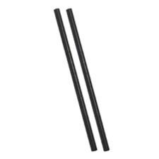 Aardvark Paper Drinking Straws, F1490079, Paper Straw, Bar Stir, Unwrapped, 5.75 in