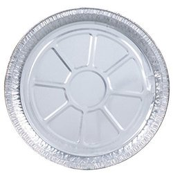 American Alupack, 12913, Round Pan, Round, Silver, 500 Case