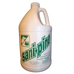 Chemcor Chemical, Sani-Pine, 80701, Cleaner and Degreaser, 1 gal, Bottle, Liquid, Pine