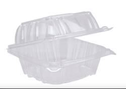 Acko, HC61, Hinged Container, for Food Service