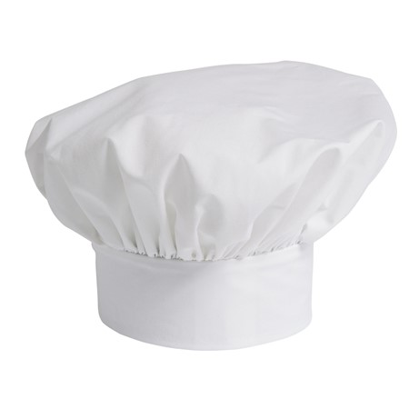 0100 Poplin Chef Hat