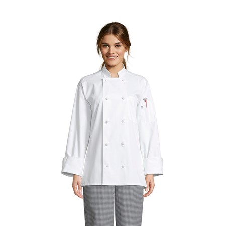 Uncommon Threads Chef Coat 10 Knot - 0403