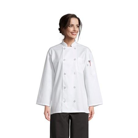 0410 3/4 Sleeve Chef Coat