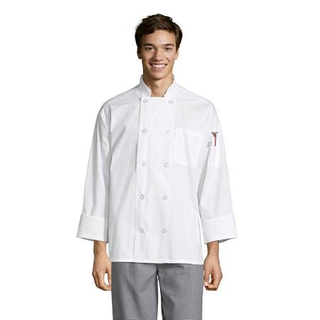 0413 Classic 5.2 Oz Poplin Chef Coat