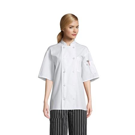 0421 Delray Chef Coat
