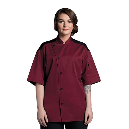 Rogue Chef Coat with Mesh 0701