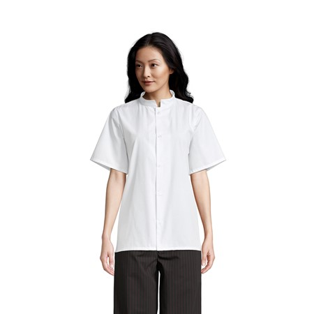 0921  Mandarin Collar Shirt