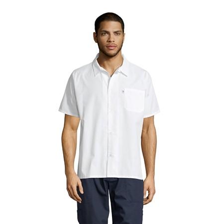 0924 Mesh Utility Shirt