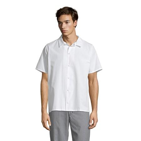 0954 No Pocket Utility Shirt