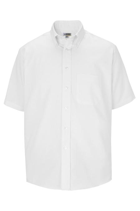 Men's Short Sleeve Oxford Shirt 1027