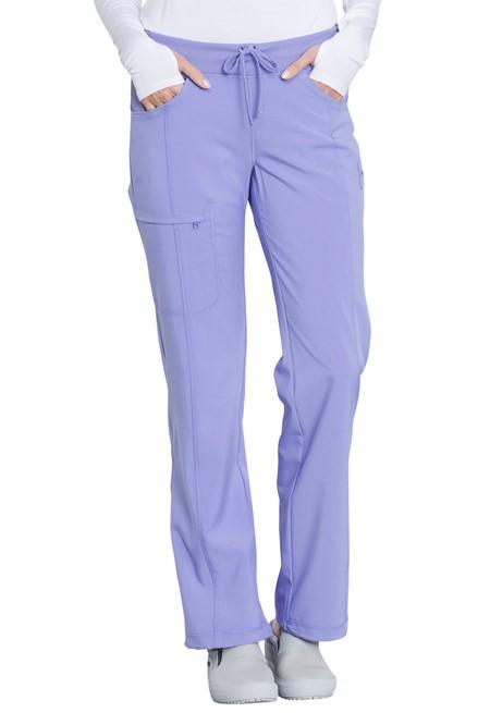 Cherokee Low Rise Straight Leg Drawstring Pant 1123AP