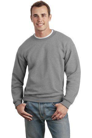 Gildan - DryBlend Crewneck Sweatshirt.  12000