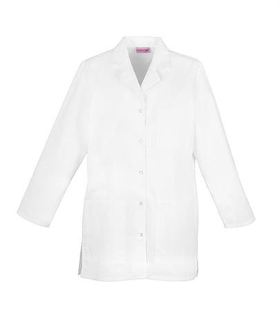 "32""  Snap Front Lab Coat 1369"
