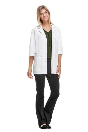 Cherokee 30 Inch Three quarter Sleeve Lab Coat