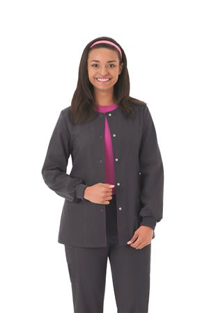 "Fundamentals Ladies 28"" Warm Up Jacket 14740"