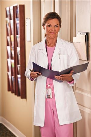 "Meta Fundamentals 33"" Ladies Labcoat 15000"