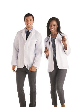 "Meta Fundamentals Ladies 28"" Consultation Labcoat 15104"