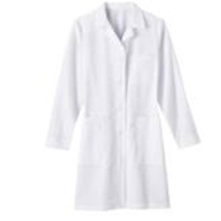 "Meta Ladies 37"" Long Labcoat 161"