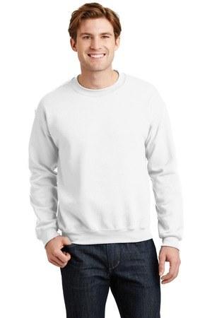 Gildan - Heavy Blend Crewneck Sweatshirt.  18000