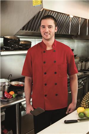 Five Star 8 Button Chef Jacket 18025