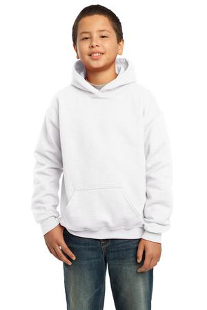 Gildan - Youth Heavy Blend Hooded Sweatshirt. 18500B