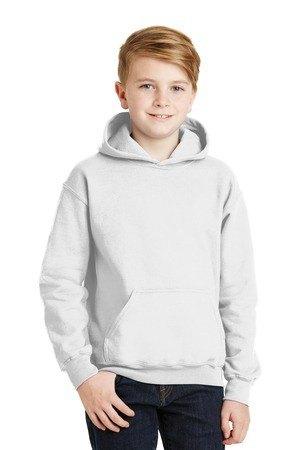 Gildan - Youth Heavy Blend Hooded Sweatshirt. 18500B