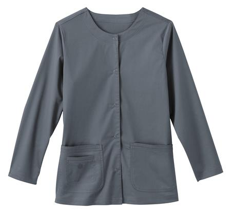Bio Stretch Ladies Everyday Warm Up Jacket 19337